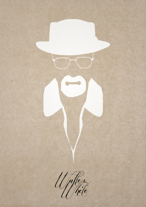 Color Characters by Simon Delart From: Behance