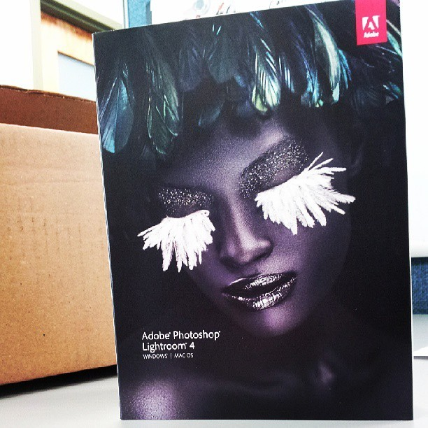 Thanks #BandH! #Adobe #Photoshop #Lightroom #Boxed #Photography #IShootRaw
