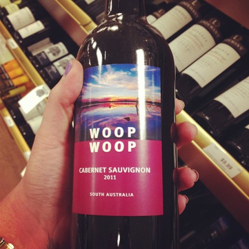 FOUND MY WINE!!!