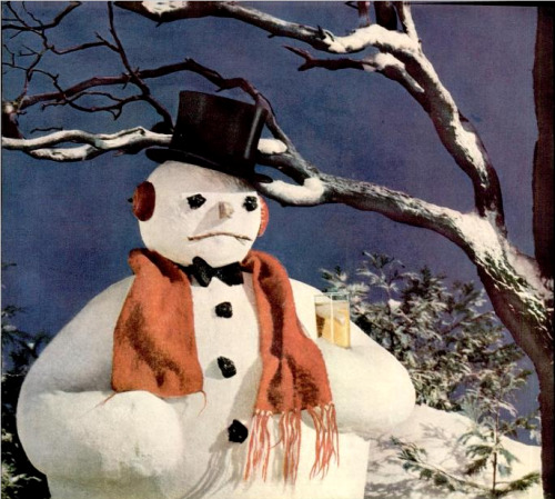 (via vintage_ads: It's not really Holiday Time without…)