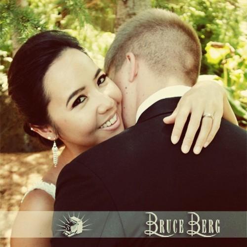 Weddings are such great moments to capture genuine affections.   #oregongardens #genuine #weddingcouples #weddingphotographers #salemweddings #asianbride sale weddingphotographers #smiles