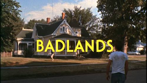 Badlands (Dir.: Terrence Malick, 1973) by behindthescreen