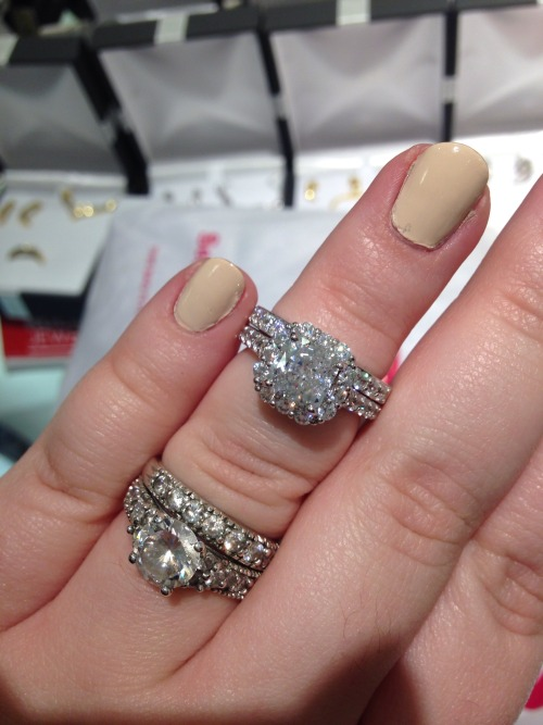 sparkly engagement rings tumblr With sparkly wedding rings