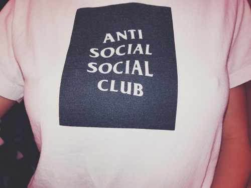 antisocial antisocialsocialclub grunge social boxlogo trendy