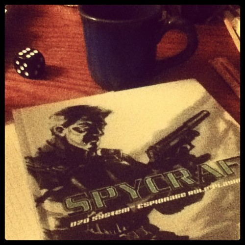 SpyCraft & Coffee