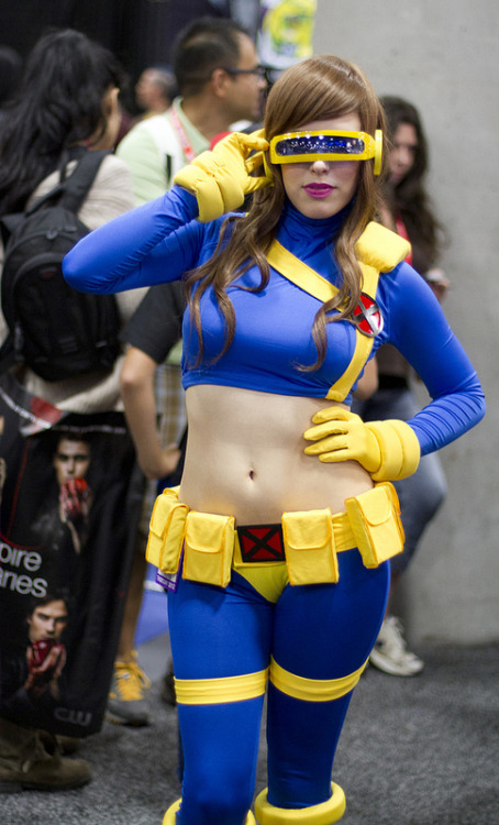 Cyclops Cosplay