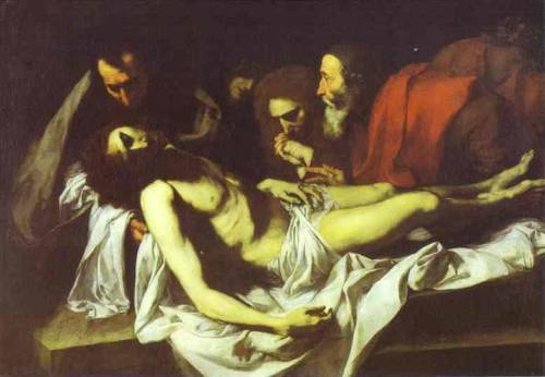 Deposition, by Jusepe de Ribera