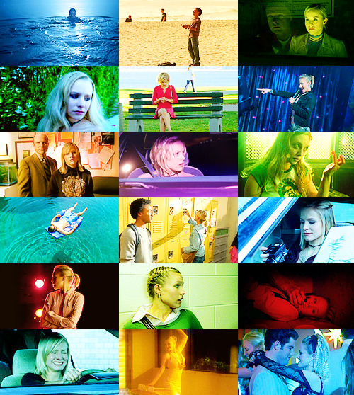 veronica mars + colors abound (actuallyparker)