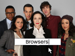 Browsers:
