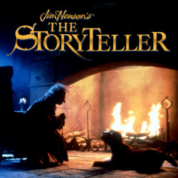 The best place by the fire was kept for… The Storyteller…