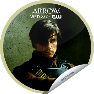 I just unlocked the Arrow: Home Invasion sticker on GetGlue                      5678 others have also unlocked the Arrow: Home Invasion sticker on GetGlue.com                  No one is safe in Starling City! Thanks for watching, you've just unlocked the 'Home Invasion' sticker! Share this one proudly. It's from our friends at The CW.