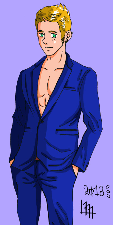 My Blue Suit