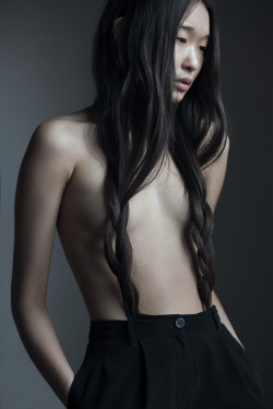 katisque:  Bibi Sharipova, shot by Jens Ingvarsson.