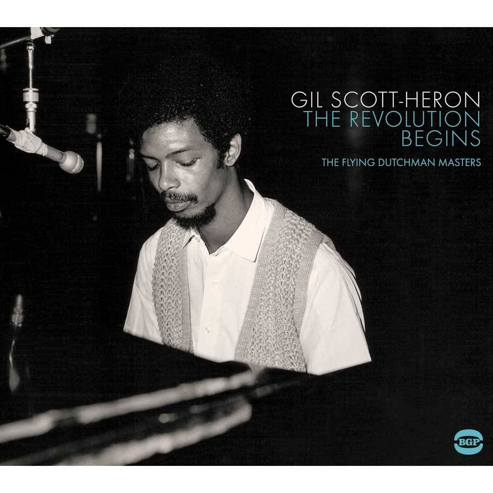 omegatest:   GIL SCOTT HERONThe Revolution Begins: The Flying Dutchman Masters