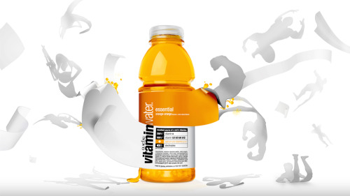 "Artist: Mark KulakoffStudio: Psyop LAClient: Vitamin Water Info from Kulakoff: ""These storyboards are style explorations for Vitamin Water 2010 Ad campaign. This particular spot was about Will Ferrell and the juju of the Vitamin Water. The narrative was extremely funny. It was a shame it was not produced."""