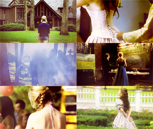 screencap meme; stanahotsky asked the vampire diaries + faceless