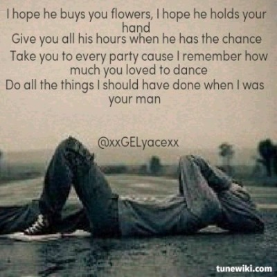 When I was your manWhen I Was Your Man Lyrics by Bruno Mars