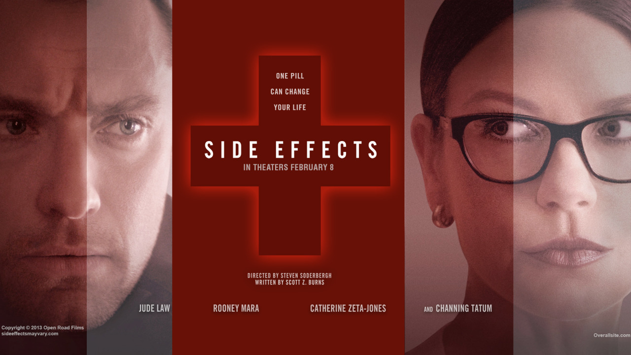 "Darkness Risible: Carol And Tom Talk About ""Side Effects"""