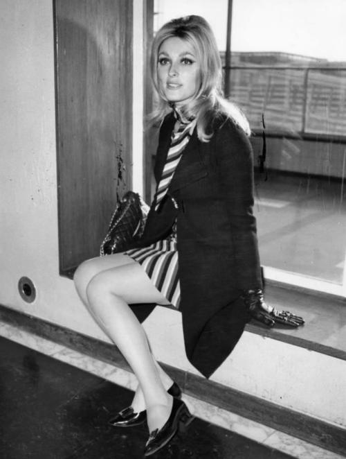 Sharon Tate, 1966.