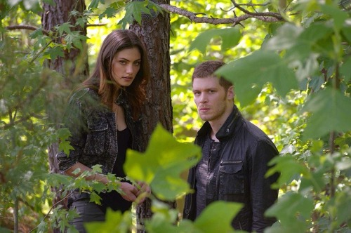 We're almost out of woods. Season 2 of #TheOriginals premieres October 6th!