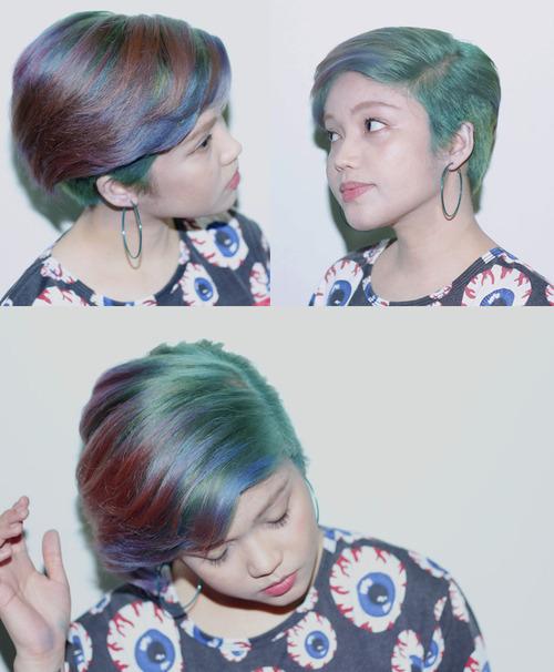 Best Hair Color For Short Pixie Cut New Hair Color Pixie Cut
