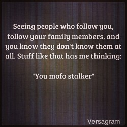 Created with the awesome @Versagram App! #mofo #stalker #versagram #versalove