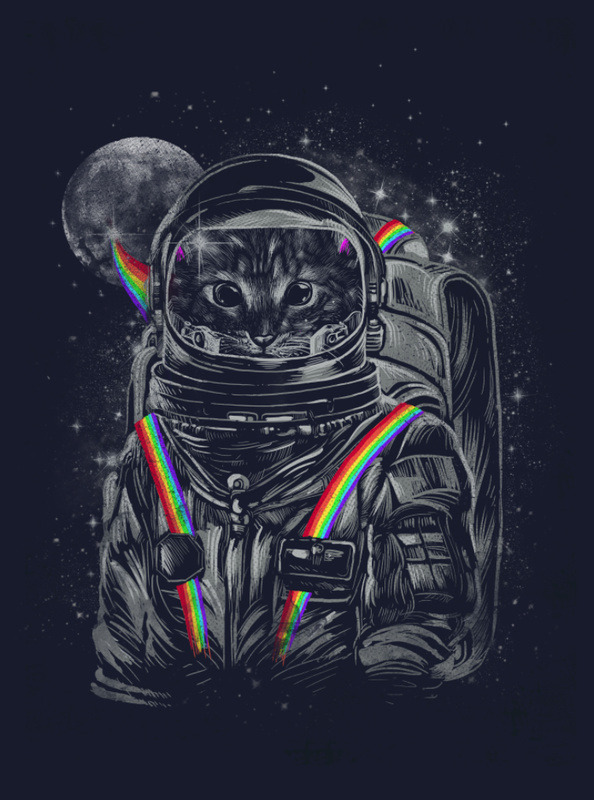 One small meow for catkind