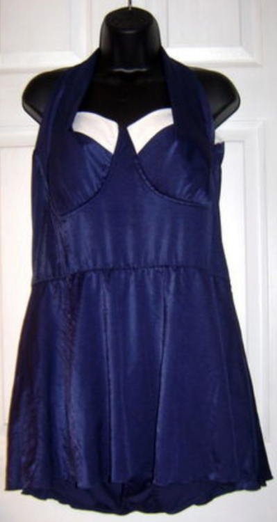 The TARDIS swimsuit is on its way!