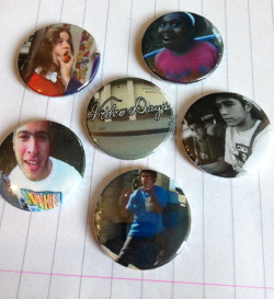 myskateboardlife:  I made some Video Days badges and I'm selling them in my store: edsyder.bigcartel.com for a limited time. Only for UK people, sorry everybody else.