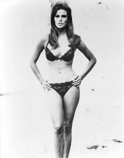 girliemagazine:  Raquel Welch