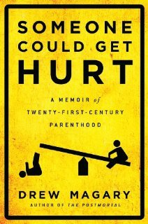 theclearlydope:  WORTH READING: Drew Magary's new book Someone Could Get Hurt is released to the world today. It has inspired me to become a dad. Who wants to carry my child?  Get it here: http://bigdaddydrew.tumblr.com