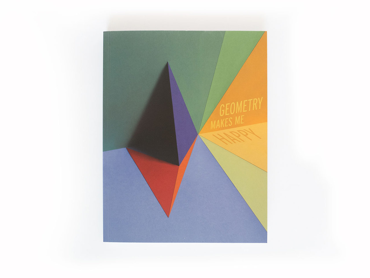 GEOMETRY MAKES ME HAPPY.published by IndexBook.