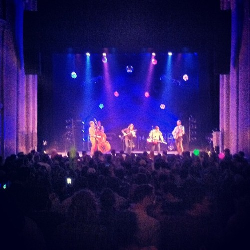 The Infamous Stringdusters! (at The Jefferson Theater)