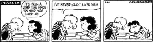 February 20, 1969 — see The Complete Peanuts 1967-1970