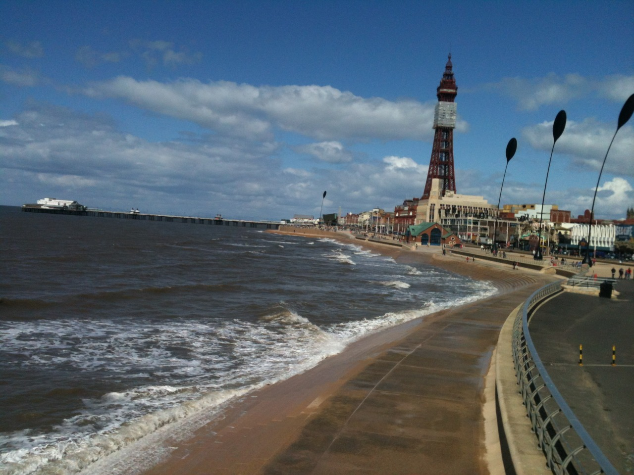 BlackpoolApril 27, 2013