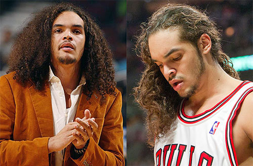 Flashback Thursday: Joakim Noah    (Swedish/Cameroonian-French) [French/American]    Known as:  Professional Basketball Player (Starting Center for the NBA's Chicago Bulls; Son of French singer and former professional tennis player Yannick Noah)    Awards/Accolades:  NBA 2013 All-Star; NBA 2013 All-Defensive First Team; NBA 2011 All-Defensive Second Team    More Information: Joakim Noah's Official Site, Joakim Noah's Twitter page, Joakim Noah's Facebook page, NBA: Joakim Noah, Joakim Noah's Wikipedia page    Originally featured on May 21, 2011    Please feel free to suggest someone as a future Daily Multiracial!  Follow us: Twitter - Google+     DailyMulti Archives: By Date - By Name