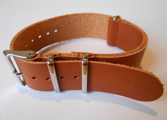 Things I want: Leather NATO Strap Tan (18, 20, 22 mm) | Cheapest NATO Straps get it here: http://bit.ly/10qQioE