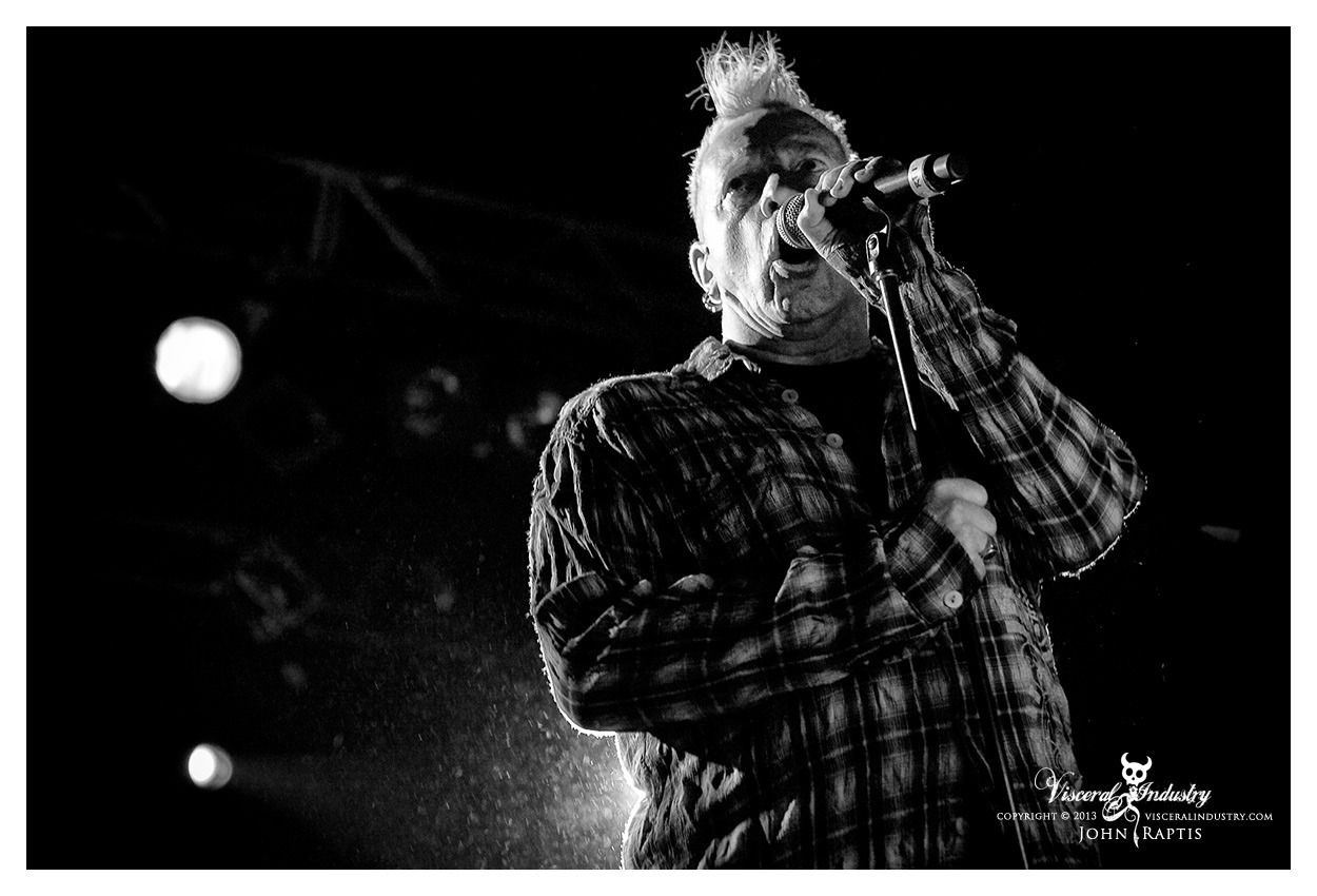PiL Live @ The Palace, Melbourne, AustraliaApril 12 2013Photo By John Raptis visceralindustry.com