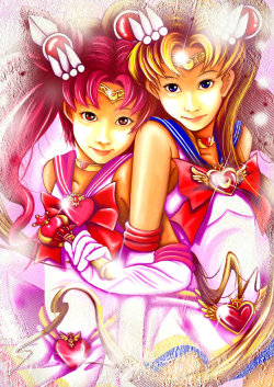 girlsbydaylight:  sailormoon by ~skyshek
