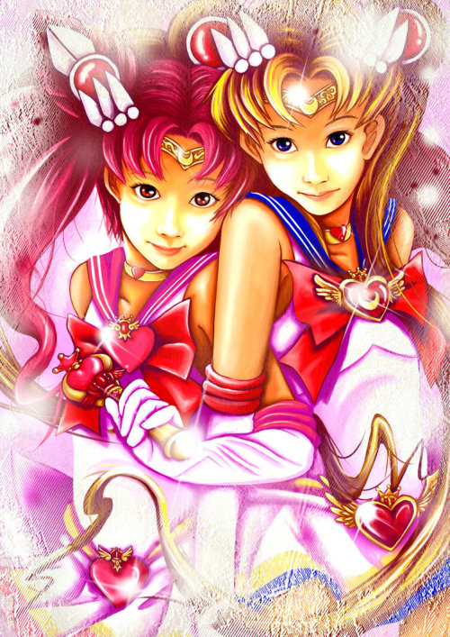 girlsbydaylight:  sailormoon by ~skyshek  Wow so good!!