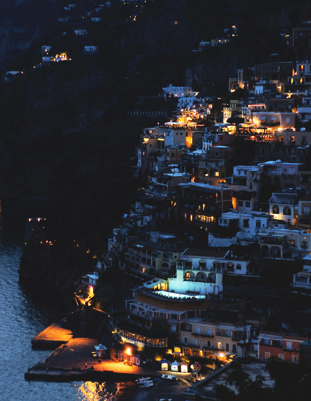 Amalfi Coast by Chantelle Grady