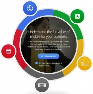 linkaboutit:  Google creates calc to measure value of mobile (via Google Creates Calculator to Show Value Advertising | Digital - Advertising Age)