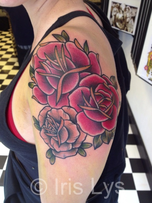 irislys:  Done at East Side Tattoo Please do not use or reproduce