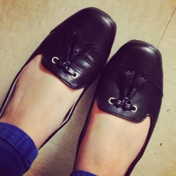 Italian leather loafers 😍 #italianleather #shoes #loafers #comfy #new #fblogger