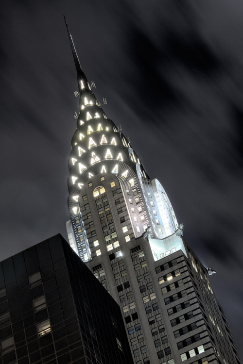 """Chrysler Building, a different perspective"" by Marcos Acea"