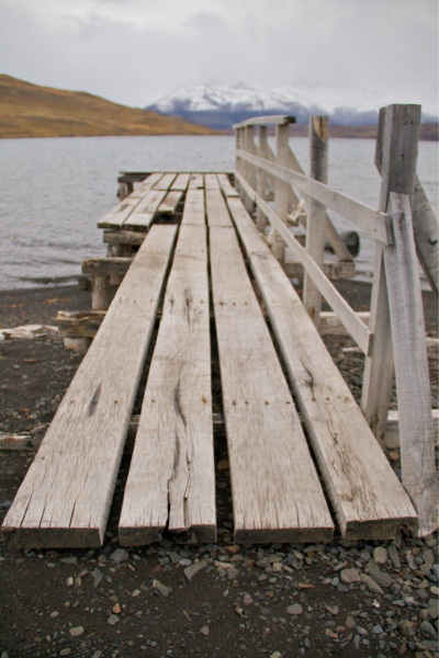 tempuros:  Jetty on Laguna Azul