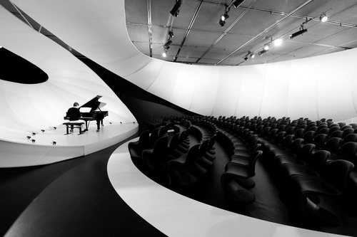 'Music in Black and White'