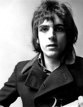 Syd Barret. Abril, 1968.