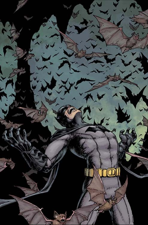 First and last. (Batman #655, Batman, Incorporated Vol. 2 #12.) Will miss Grant Morrison on Batman very, very much.