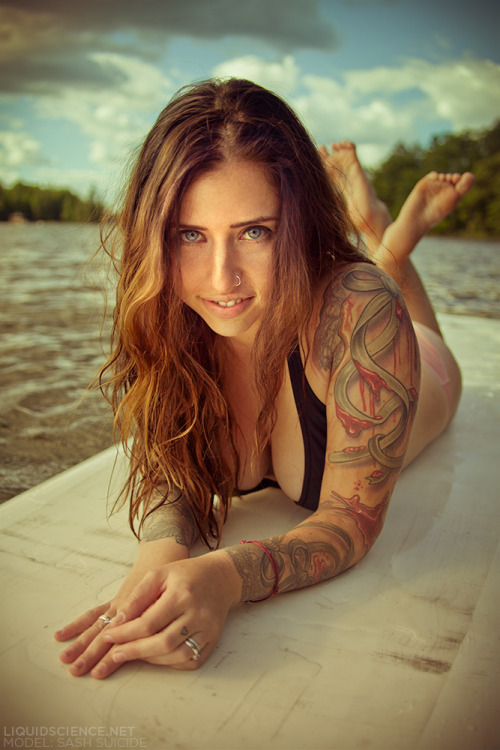 Sash Suicide (by Liquid Science)